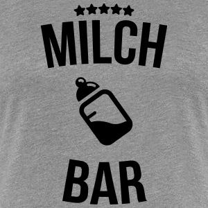 Milk bar T-Shirts - Women's Premium T-Shirt