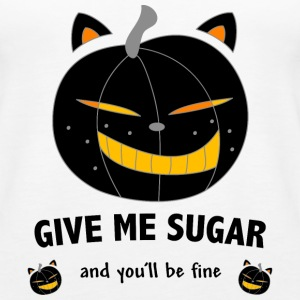 give me sugar Tops - Women's Premium Tank Top