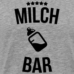 Milk bar T-Shirts - Men's Premium T-Shirt
