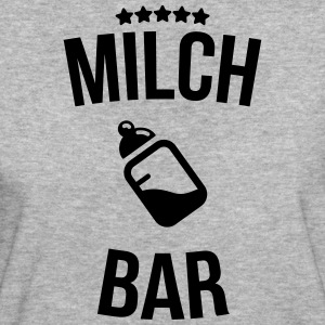 Milk bar T-shirts - Ekologisk T-shirt dam