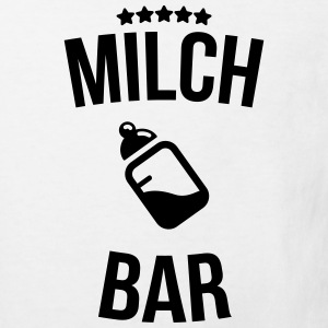Milk bar T-shirts - Organic børne shirt