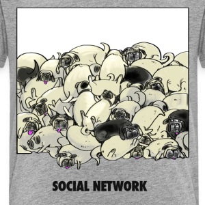 Social Network T-Shirts - Teenager Premium T-Shirt