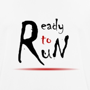 ready to run - T-shirt respirant Homme