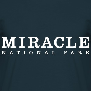 Miracle National Park - Männer T-Shirt
