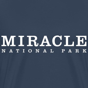 Miracle National Park - Men's Premium T-Shirt