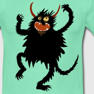 wildes Monster  T-Shirts - Männer T-Shirt