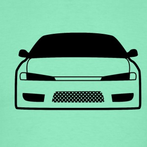 JDM Car eyes S14 | T-shirts JDM T-Shirts - Men's T-Shirt