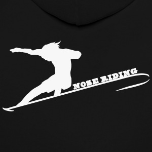 Nose Riding - Sweat-shirt contraste