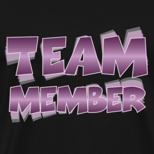 Team Member T-Shirts - Men's Premium T-Shirt