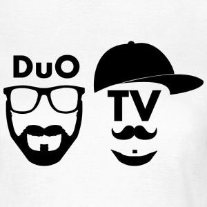DuO TV Memes (black) T-Shirts - Frauen T-Shirt
