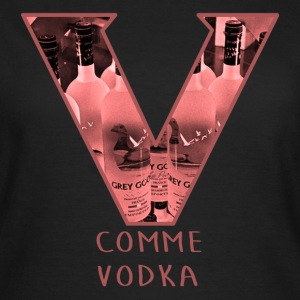 BG PARIS  comme vodka  - T-shirt Femme