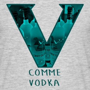 BG PARIS  comme vodka  - T-shirt Homme