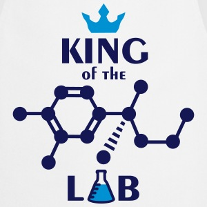 King of the lab (3c)  Aprons - Cooking Apron