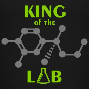 King of the lab (2c) T-Shirts - Teenager Premium T-Shirt