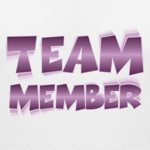 Team Member T-Shirts - Women's V-Neck T-Shirt