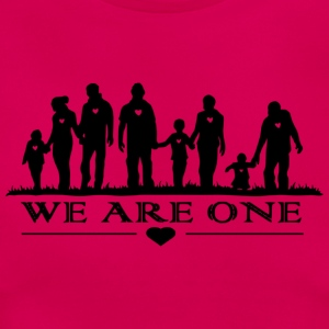 WE ARE ONE T-Shirts - Frauen T-Shirt