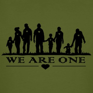 WE ARE ONE T-Shirts - Men's Organic T-shirt