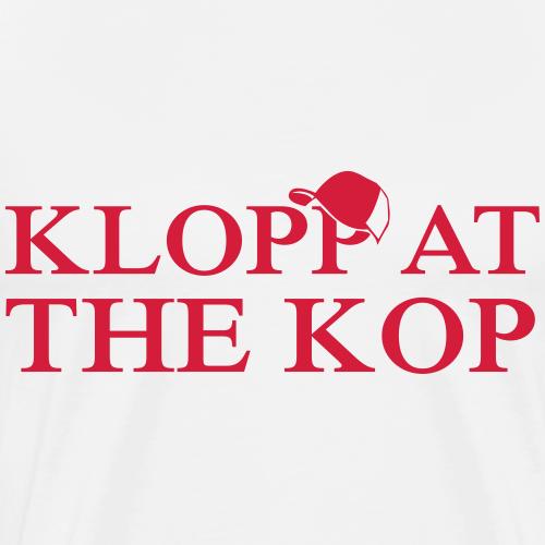 Klopp at the Kop