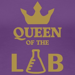 Queen of the (2c) T-Shirts - Frauen Premium T-Shirt