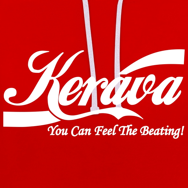 KERAVA - YOU CAN FEEL THE BEATING