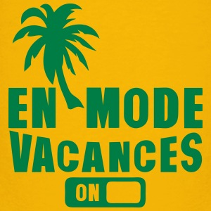en mode vacance palmier on Tee shirts - T-shirt Premium Enfant