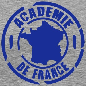 logo academie france tampon Tee shirts - T-shirt Premium Homme