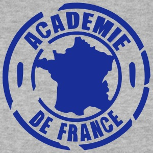 logo academie france tampon Sweat-shirts - Sweat-shirt Homme