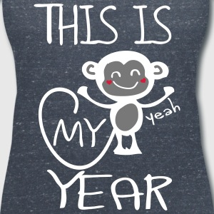 This is my year Women's V-Neck T-Shirt - Women's V-Neck T-Shirt