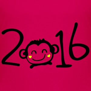 2016 year of monkey Kids' Premium T-Shirt - Kids' Premium T-Shirt
