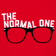 The Normal One | Cult Glasses Shirt