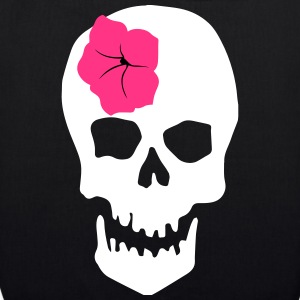 Skull Bags & Backpacks - EarthPositive Tote Bag