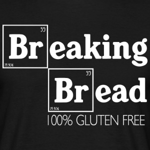 Breaking Bread (dark) T-Shirts - Men's T-Shirt