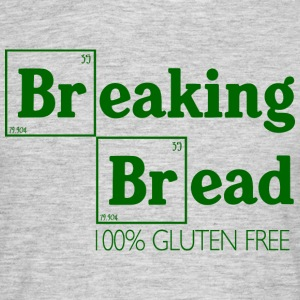 Breaking Bread T-Shirts - Men's T-Shirt