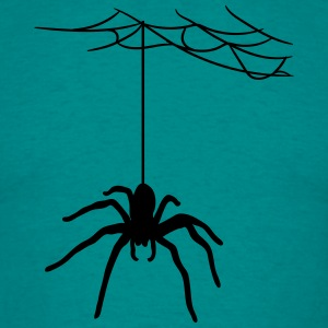 bland cobweb spider cobwebs large T-Shirts - Men's T-Shirt