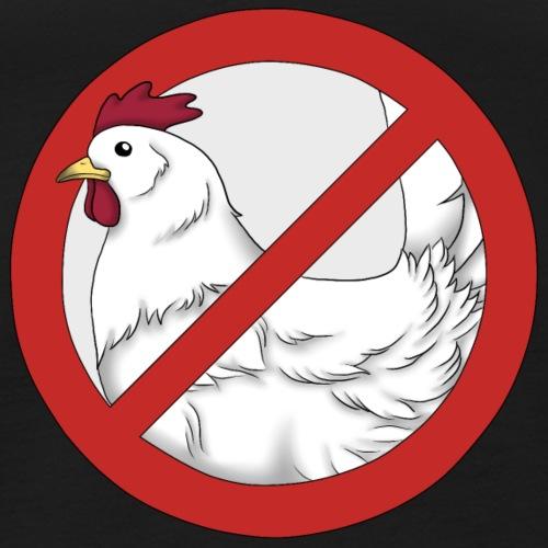 Hühner Verboten