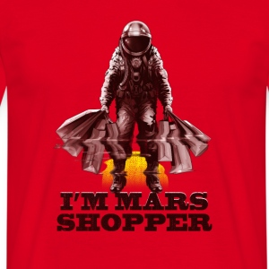 MARS SHOPPER - Men's T-Shirt