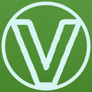 V is for Vegan Bags & Backpacks - EarthPositive Tote Bag