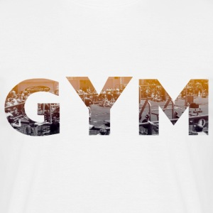 Gym - Mannen T-shirt