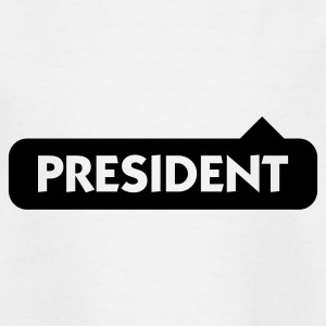 President Shirts - Teenage T-shirt