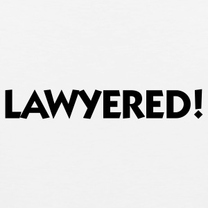Lawyered! Tank Tops - Herre Premium tanktop