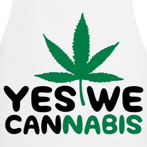 Yes We Cannabis!  Aprons - Cooking Apron