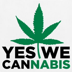 Yes We Cannabis! Bags & Backpacks - EarthPositive Tote Bag