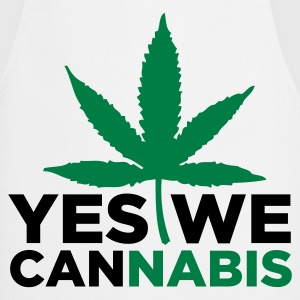 Yes We Cannabis! Kookschorten - Keukenschort