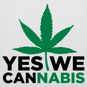 Yes We Cannabis! Bags & Backpacks - Tote Bag