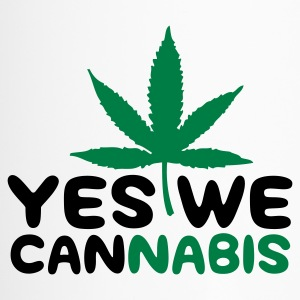 Yes We Cannabis! Tassen & Zubehör - Thermobecher