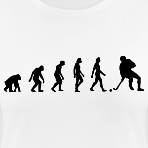 Die Evolution von Hockey T-Shirts - Frauen T-Shirt atmungsaktiv