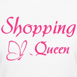 SHOPPING QUEEN T-Shirts - Women's Organic T-shirt