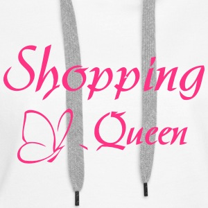 SHOPPING QUEEN Pullover & Hoodies - Frauen Premium Hoodie