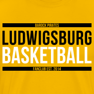 Motiv ~ Ludwigsburg Basketball Barock Pirates