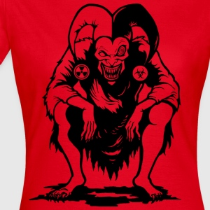 Horror Joker T-Shirts - Frauen T-Shirt